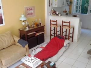 Couchsurfing in Brasilien (Rio)