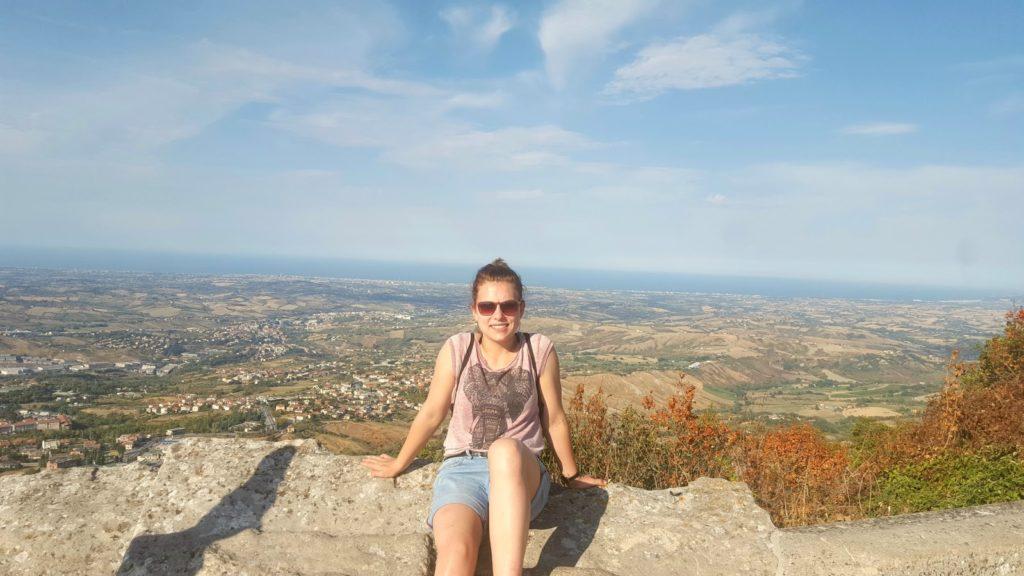 Aussichtspunkt San Marino