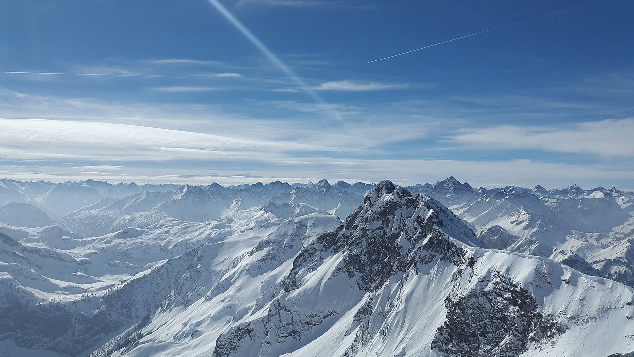 Alpenueberquerung