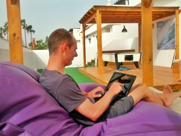 Arbeiten als Digitaler Nomade
