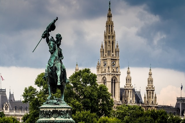 Backpacking Vienna - culture