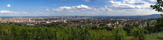 Backpacking Vienna - Panorama