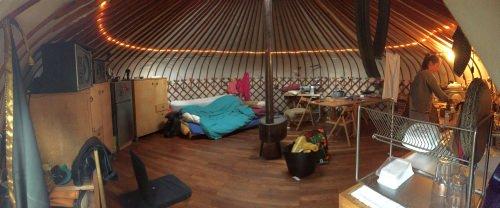 Couchsurfing in Amsterdam