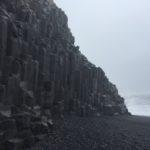 Reynisfjara Basaltsäulen