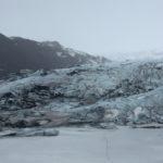 Solheimajokull Gletscher