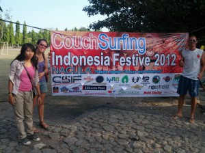 Couchsurfing in Indonesien