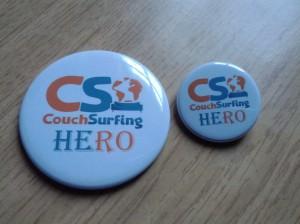 Couchsurfing Gastgeschenk