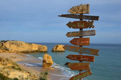 Praia Sao Rafael Lifestyle Beach Algarve
