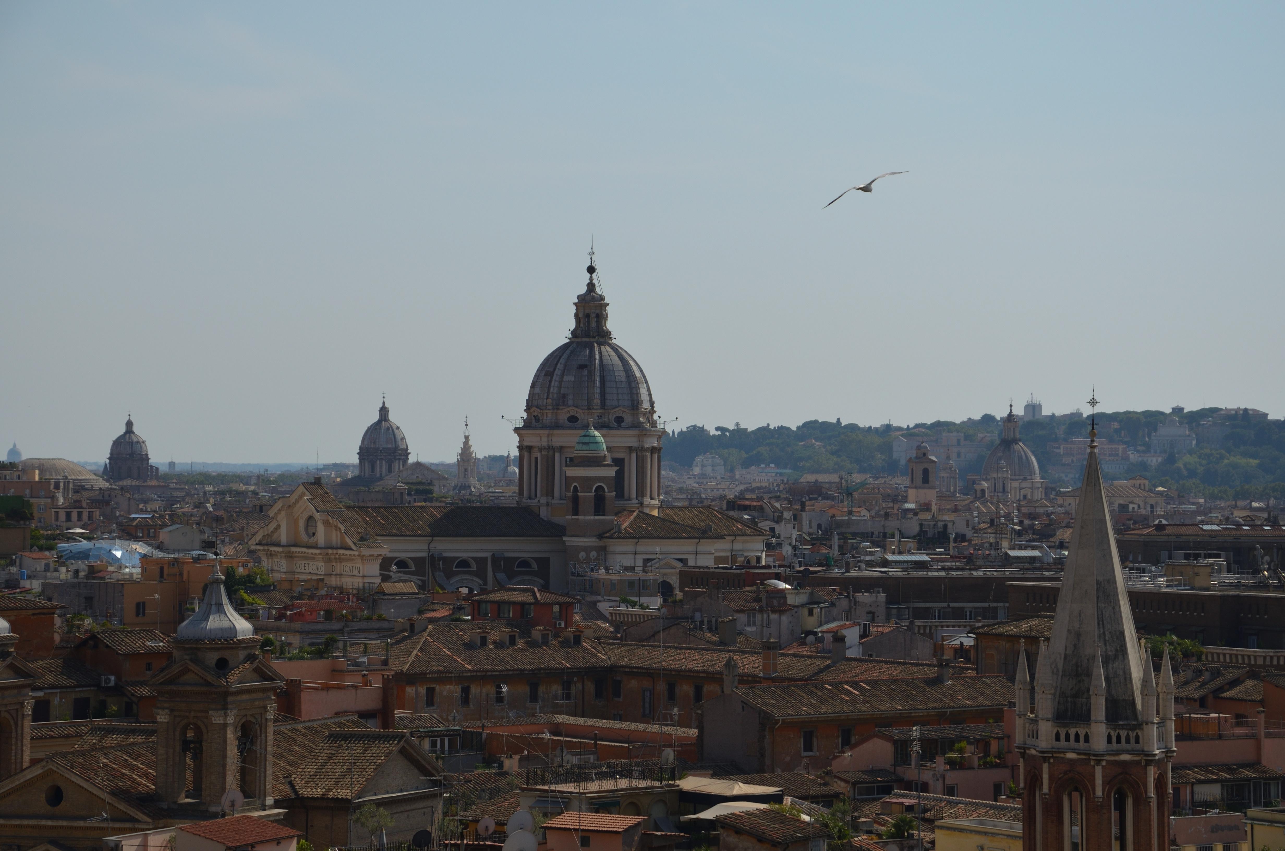 Aussicht Rom
