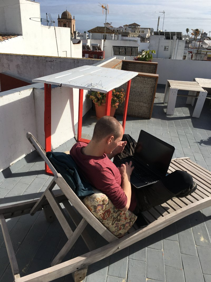 Digital Nomad Tarifa