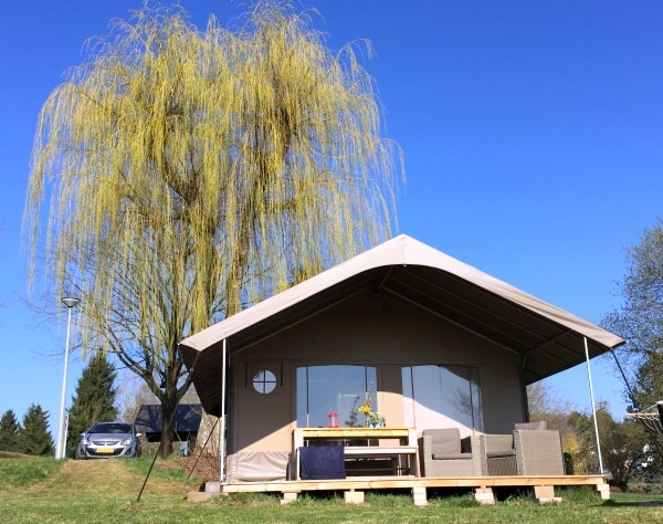 Glamping in Luxemburg