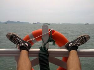 Halong Bay Tour - Wissen und Entspannen