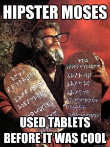 Hipster Tablet