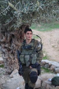 IDF-Soldat