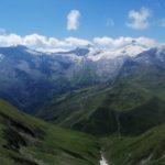 Blick Richtung Tuxer Gletscher