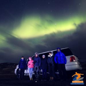 Iceland Polarlichter