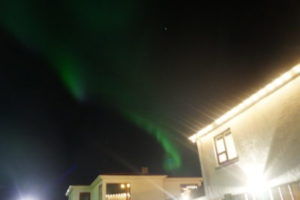 Aurora Borealis in Höfn