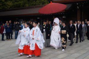 Hochzeit Japan
