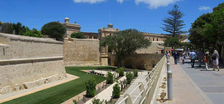 Mdina Festung Malta