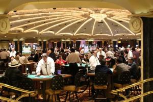 Pokern in Las Vegas