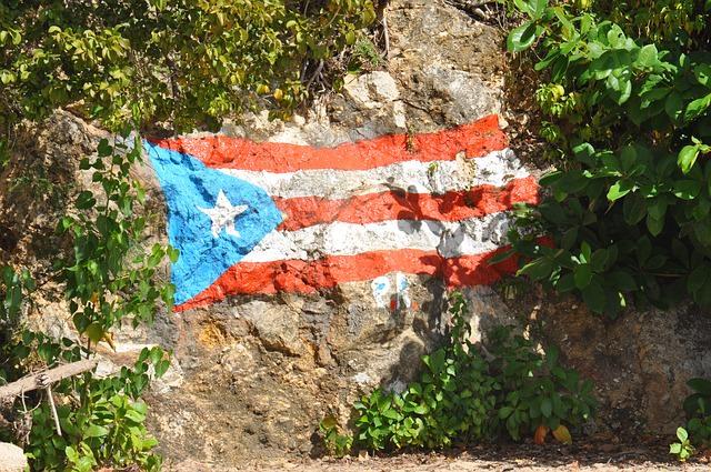 Puerto Rico - Flagge