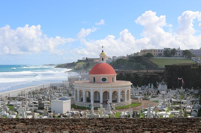 Puerto Rico - Cemetery