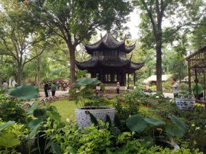 Im Garden des Bescheidenen Beamten