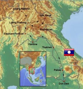 Weltreise_Karte_Laos