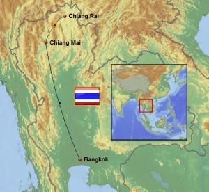 Weltreise_Karte_Thailand_Nord