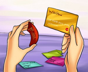 Weltreise Kreditkarte