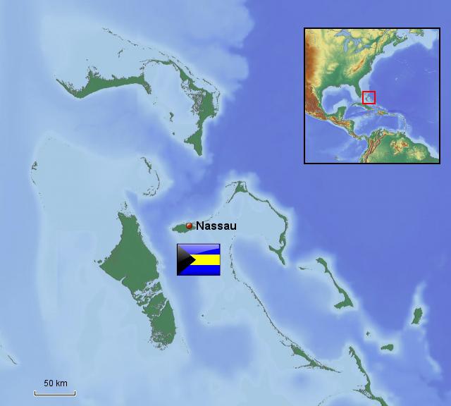 Weltreise_Reiseroute_Bahamas