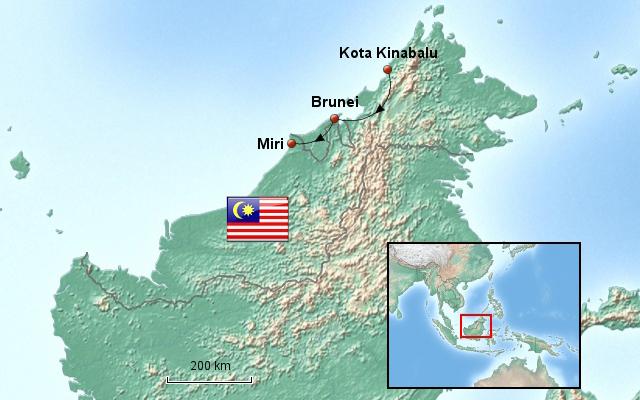 Weltreise_Reiseroute_malaysia