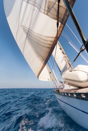 Weltreise_Segelboot