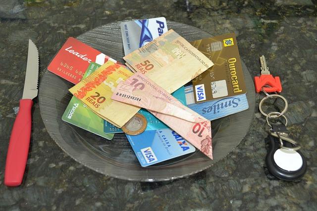 Zahlungsmittel auf Reisen