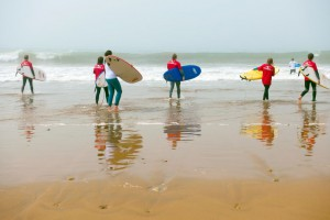 Surfen in Spanien