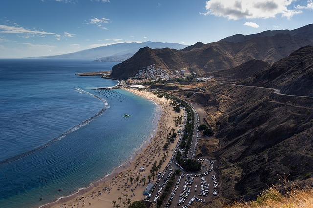 Playa de las Teresitas - Teneriffa