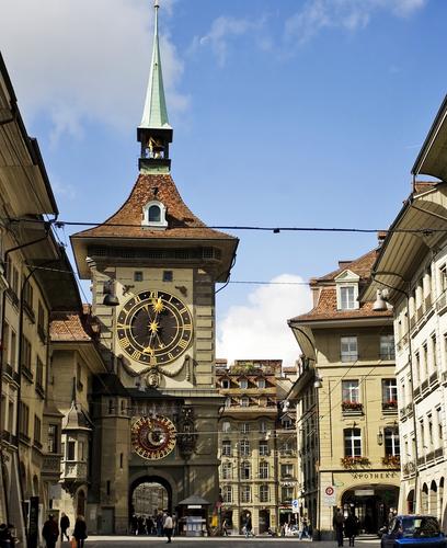 Schweizer Uhr